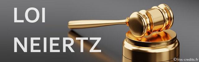 La loi Neiertz