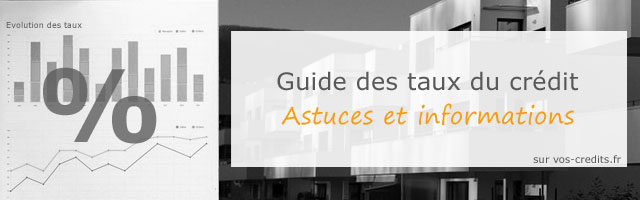 Guide Taux Immobilier